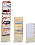 Special Needs Literature Display Racks