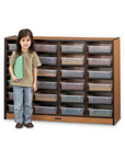Sproutz 24 Paper Tray Cubbies