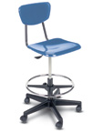 Mobile Lab Stools