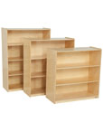 Healthy Kids Bookshelves