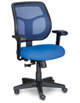 Colorful Mesh Task Chair