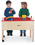 Space Saver Sensory Tables