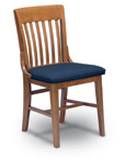 Traditional Solid Oak Chair