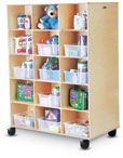 Big Twin Daycare Storage