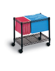 Wire File Carts