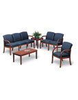Solid Wood Traditional Series Lobby Furniture