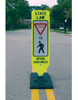 Traffic Control State Law Signs