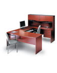 Harmony U-Shaped Workstation