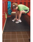 Cushion Station Locker Room Mat
