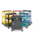 Colorful AV Metal Carts