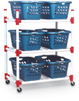 Basket Master Ball Cart