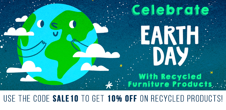 10% Off Recycled Products