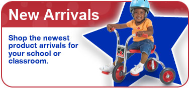 New Arrivals. Shop the newest product arrivals for your school or classroom